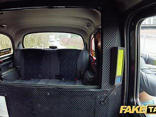 Fake taxi hawt lalin girl katina moreno with large boobs and booty