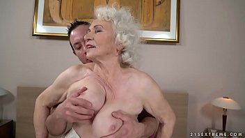 Still hawt and kinky norma craves a youthful 10-pounder