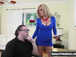 Realitykings - large scones boss - pa - the blow job