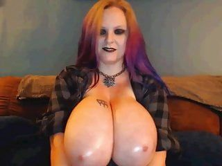 Massive tit rock honey